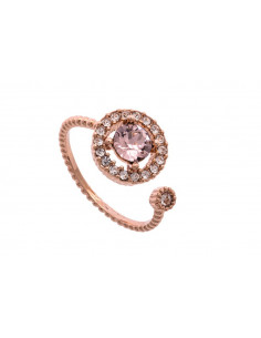 Miranda ring Vintage rose