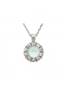 Sofia necklace - Sugar mint