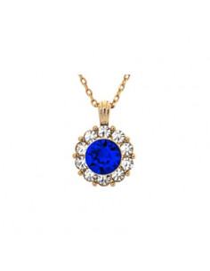Sofia necklace - Majestic blue