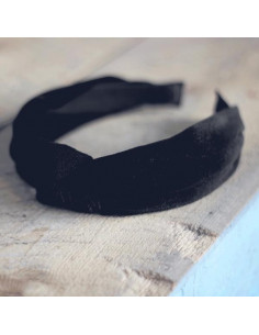 Vilma hairband - Black