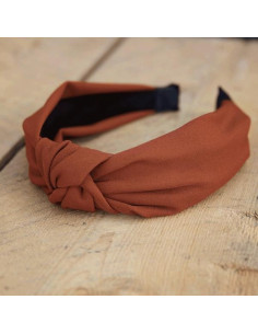 Nadia plain hairband - Cobber