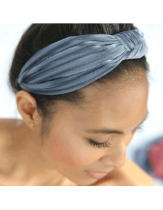 Vigga hairband - Grey