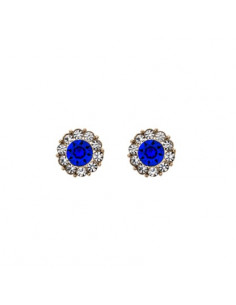 Lily & Rose - Miss Sofia earrings - Majestic blue