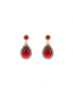 Lily & Rose - Miss Amy earrings - Scarlet