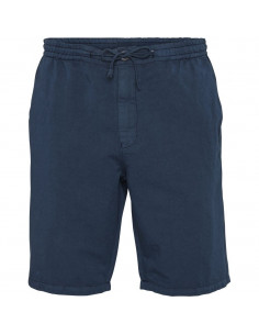 Knowledge Cotton - Garment dyed shorts