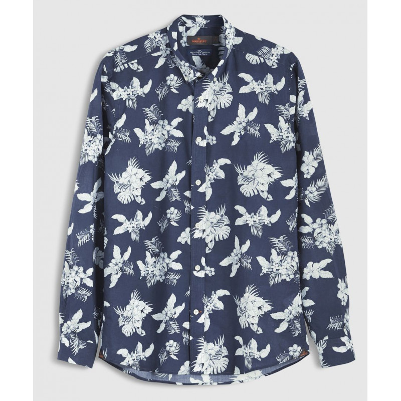 Keegan Button Down Collar