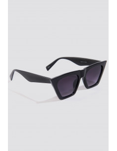 NA-KD - Edgy Cat Eye Sunglases