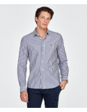 Nolan Button Down Collar