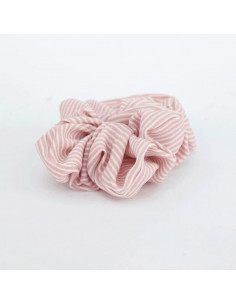 Lé Mosch - Mums light rose scrunchie