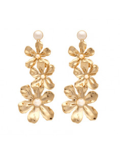 Eponine pearl earrings | Ivory |