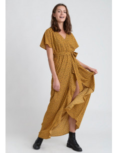 Dry Lake - Bela long dress