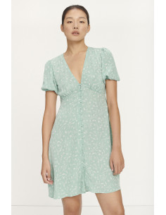 Samsoe/Samsoe - Petunia short dress aop 10056