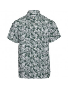 LARCH SS palm shirt