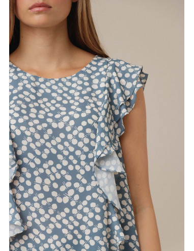 PROM BLOUSE